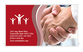 0000073050 Business Card Template