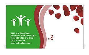 0000073052 Business Card Template