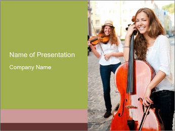 0000073089 PowerPoint Template - Slide 1