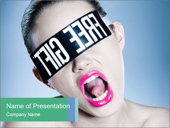 0000073091 PowerPoint Template - Slide 1