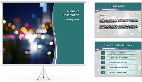 0000073094 PowerPoint Template