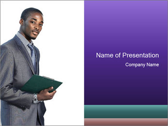 0000073100 PowerPoint Template - Slide 1