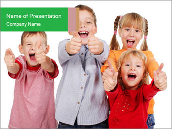 0000073105 PowerPoint Template - Slide 1