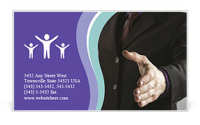 0000073110 Business Card Template