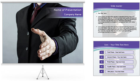 0000073110 PowerPoint Template