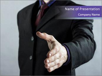 0000073110 PowerPoint Template - Slide 1