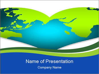 0000073111 PowerPoint Template - Slide 1