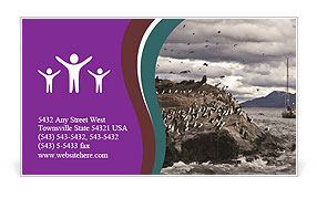 0000073114 Business Card Template