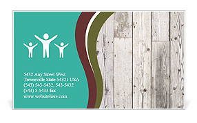 0000073122 Business Card Template