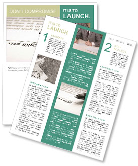 0000073124 Newsletter Templates