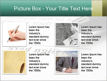 0000073124 PowerPoint Templates - Slide 14