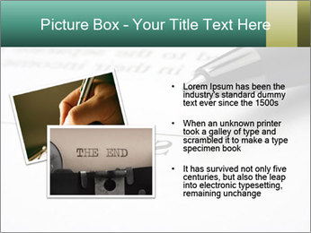 0000073124 PowerPoint Templates - Slide 20