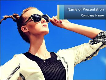 0000073125 PowerPoint Template - Slide 1