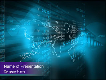 0000073126 PowerPoint Template - Slide 1