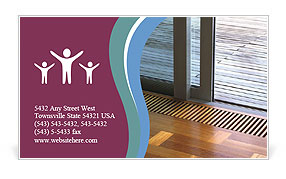 0000073127 Business Card Template