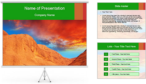 0000073128 PowerPoint Template