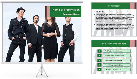 0000073140 PowerPoint Template