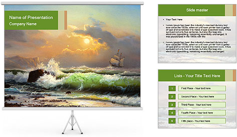 0000073157 PowerPoint Template