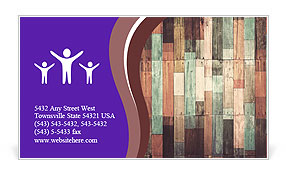 0000073167 Business Card Template