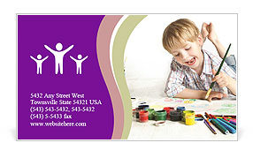 0000073175 Business Card Template