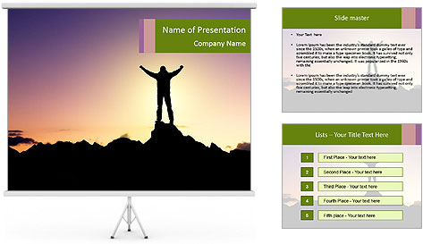0000073188 PowerPoint Template