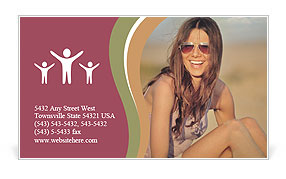 0000073189 Business Card Template