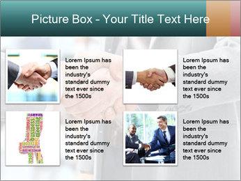 0000073190 PowerPoint Templates - Slide 14