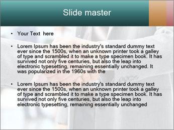 0000073190 PowerPoint Templates - Slide 2