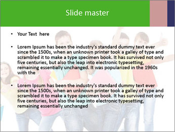 0000073195 PowerPoint Templates - Slide 2
