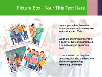 0000073195 PowerPoint Templates - Slide 23