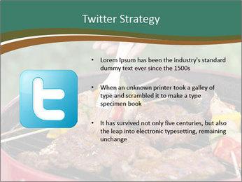 0000073205 PowerPoint Templates - Slide 9