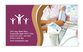 0000073214 Business Card Template