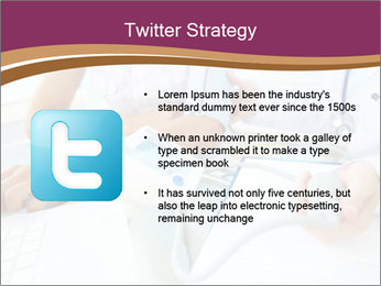 0000073214 PowerPoint Template - Slide 9