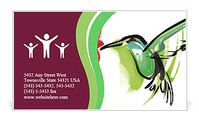 0000073215 Business Card Template