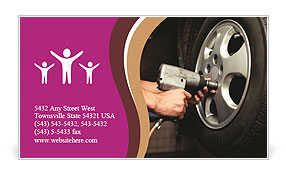 0000073221 Business Card Template