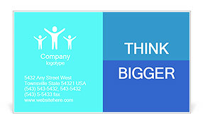 0000073226 Business Card Template