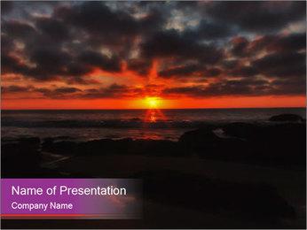 0000073232 PowerPoint Template - Slide 1