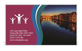 0000073233 Business Card Template