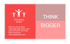0000073250 Business Card Template