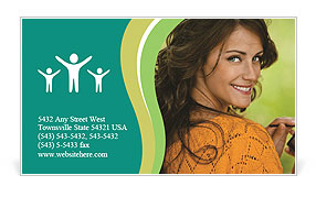 0000073260 Business Card Template