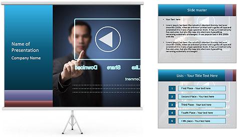 0000073266 PowerPoint Template