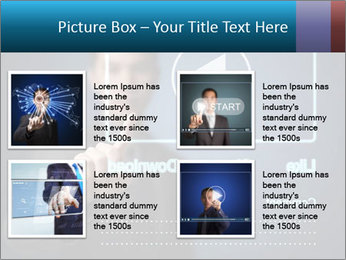 0000073266 PowerPoint Templates - Slide 14