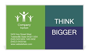 0000073295 Business Card Template