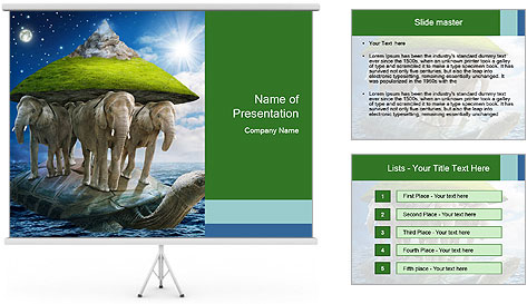 0000073297 PowerPoint Template