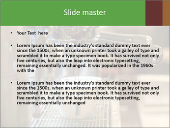 0000073314 PowerPoint Templates - Slide 2