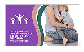 0000073318 Business Card Template