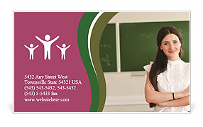 0000073360 Business Card Template