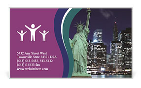 0000073381 Business Card Template