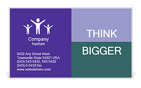 0000073383 Business Card Template