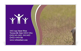 0000073387 Business Card Template